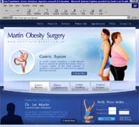 Martin Obesity Surgery<br>Dr. Ian Martin (Brisbane)<br> Dr. David Martin (Sydney)