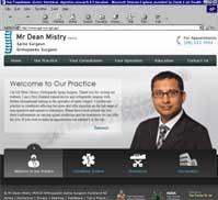 Mr Dean Mistry FRACS