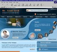 Mr Asad Syed