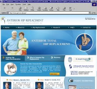 Anterior Hip Replacement