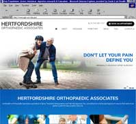 Hertfordshire Orthopaedic Associates