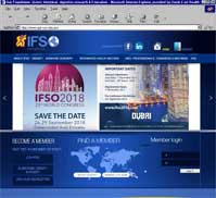 International Federation <br> for the Surgery of Obesity <br> IFSO