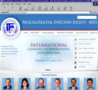 Musculoskeletal Infection Society
