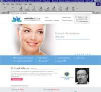 Dr Frank Vella<br>Wrinkledoctor