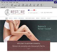 Restore Cosmetic & Skin Surgery