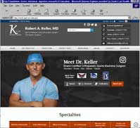Robert A. Keller, MD