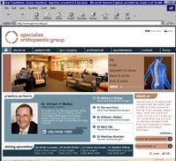 Specialist Orthopaedic Group