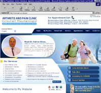Dr Fahim Khan <br> Arthritis and Pain Clinic