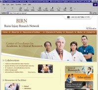 Burns Injury Research Network