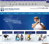 Joint Replacement Associates <br>Terry Clyburn MD