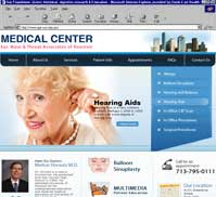 Medical Center Ear Nose & Throat <br> Associates of Houston