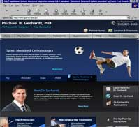 Michael Gerhardt MD
