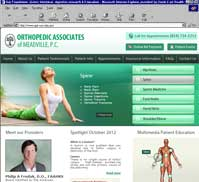 Orthopaedic Associates of Meadville PC