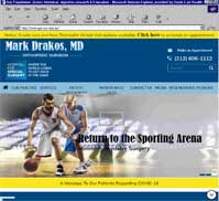 Mark Drakos, MD