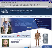 Northland Orthopaedic Centre Ltd