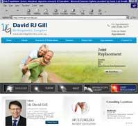 Mr David Gill