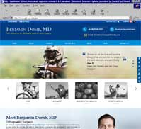 Benjamin Domb, MD