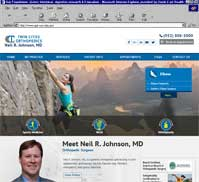 Neil R. Johnson, MD - Twin Cities Orthopedics