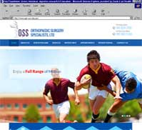 OSS - Orthopaedic Surgery Specialists Ltd