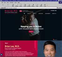 Brian Lee, M.D.