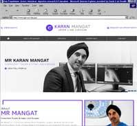 Mr Karan Mangat