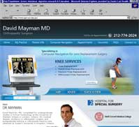 David Mayman MD