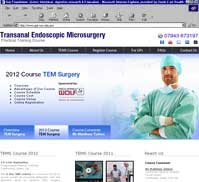 TEMS Surgery Course <br> Mr. Matthew Tutton