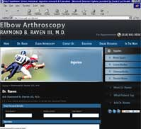 Elbow Arthroscopy Raymond B Raven III, MD