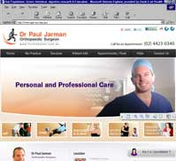 Dr Paul Jarman