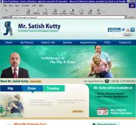 Mr Satish Kutty