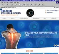 Biologic Ortho Spine Surgical