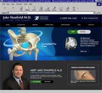 Jake Stanfield MD