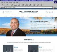 Eric L. Grossman, MD FAAOS