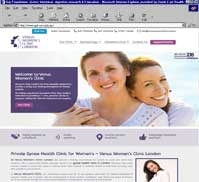 Venus Women's Clinic London