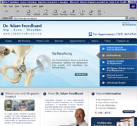 Dr. Adam Freedhand