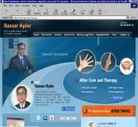 Mr Nasser Hyder