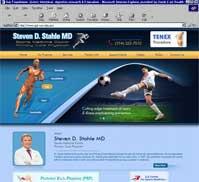 Steven D Stahle MD
