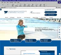 American Hip Institute<br>& Orthopedic Specialists