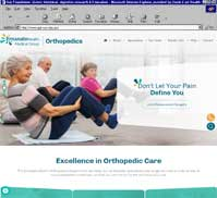 Emanate Health Orthopedics