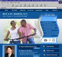 Rex A.W. Marco, M.D