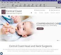 Central Coast Head and Neck Surgeons