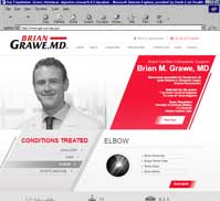 Brian Michael Grawe MD
