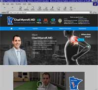 Chad Myeroff, MD