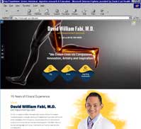 David William Fabi, M.D.