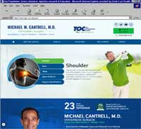 Michael W. Cantrell, M.D.