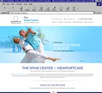 Spine Center NewportCare Medical Group