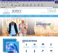 NewportCare Medical Group, Joint Replacement