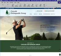 Cascade Orthopaedic Group