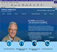 Anthony Hedley, M.D.