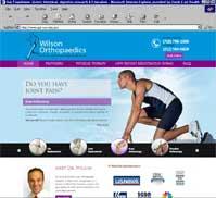 Wilson Orthopaedics<br>Dr Arnold Wilson